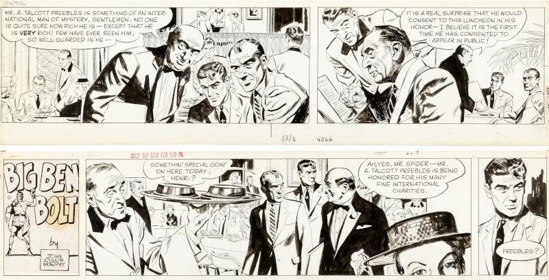 """""""Quatre boules de cuir"""" (Big Ben Bolt) - Page 2 Murphy11"""
