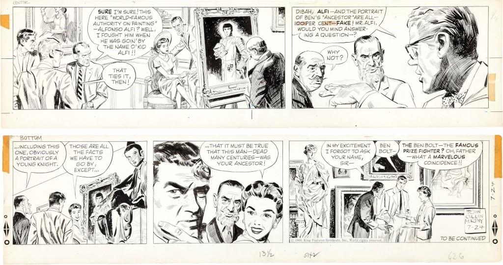 """""""Quatre boules de cuir"""" (Big Ben Bolt) - Page 2 Murphy12"""