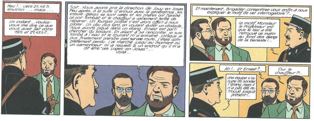 Pleins feux sur Edgar Pierre JACOBS et Blake et Mortimer (2ème partie en cours) - Page 19 Numyri21
