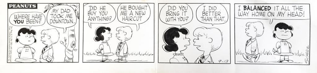 """La saga """"Peanuts"""" - Page 5 Schulz11"""