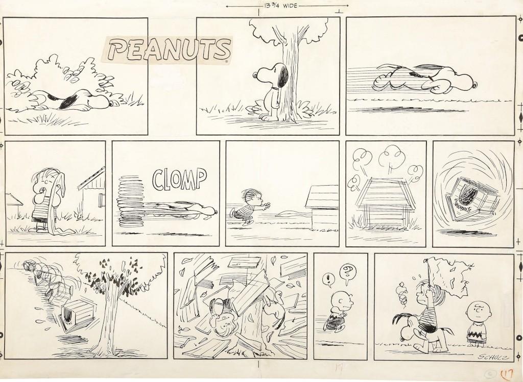 """La saga """"Peanuts"""" - Page 5 Schulz12"""