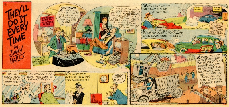 Les contradictions du genre humain ou le génie comique de Jimmy Hatlo - Page 2 The_ll10