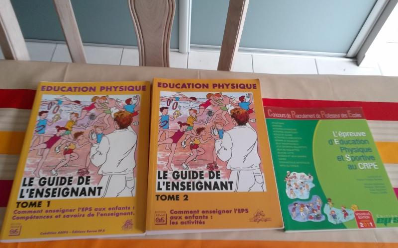 Vente de livres pour master ou pour enseignant Eps10