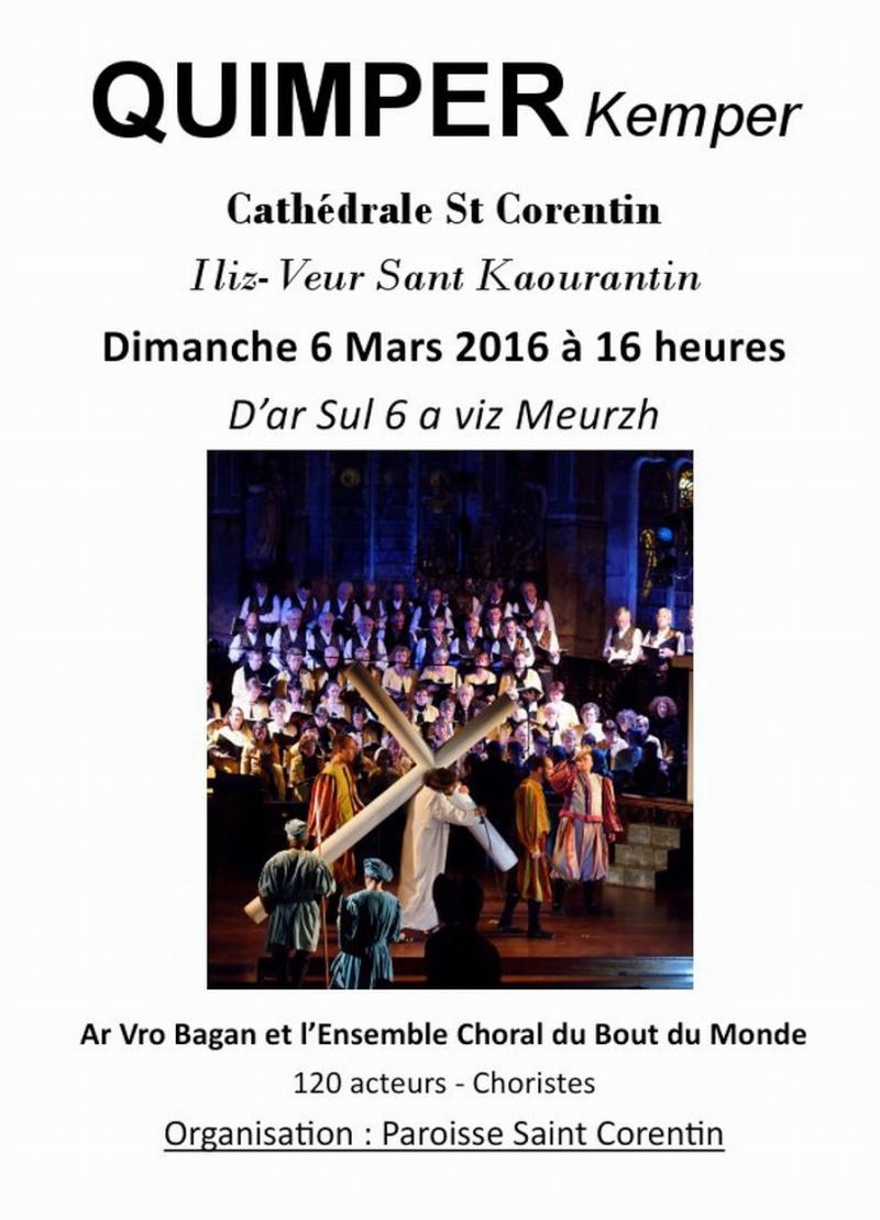 Planning des Messes de l'Ensemble Paroissial Sant Mikêl /du 22 avril au 26 juin 2016/ Lettre du mois de Juin 2016_f10