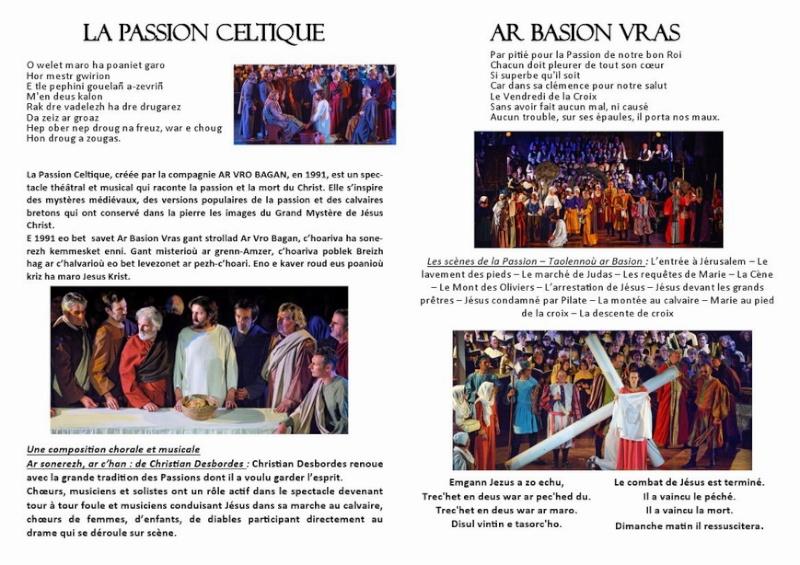Planning des Messes de l'Ensemble Paroissial Sant Mikêl /du 22 avril au 26 juin 2016/ Lettre du mois de Juin 2016_f11