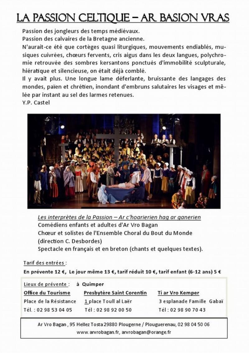 Planning des Messes de l'Ensemble Paroissial Sant Mikêl /du 22 avril au 26 juin 2016/ Lettre du mois de Juin 2016_f12