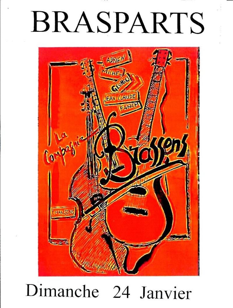 Concert organisé par l'école Ste Thérèse le 24 janvier à 14 h 30 Brasse10