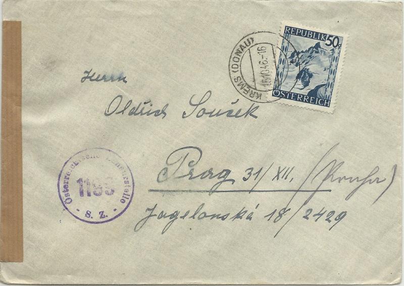 Landschaftsbilder ANK 738-766  -  Belege - Seite 7 19461910
