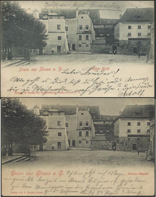Versch. Ansichtskarten Ak110