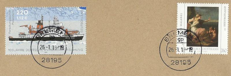 Sammlerpost - Seite 8 Bremen11