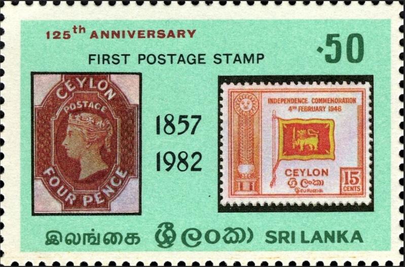 Briefmarken-Kalender 2016   - Seite 2 Ceylon10