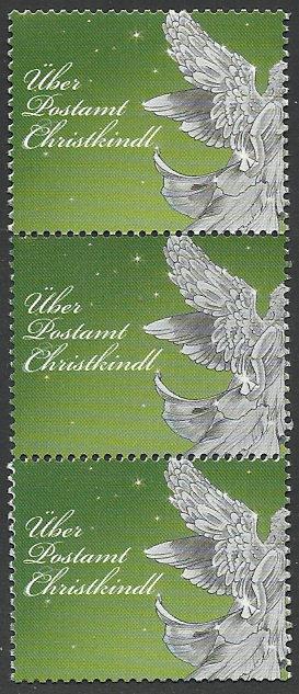 Postamt Christkindl  Leitzettel Christ13