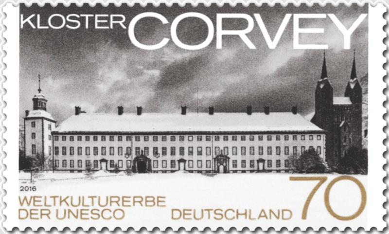 Ausgaben 2016 - Deutschland Corvey10