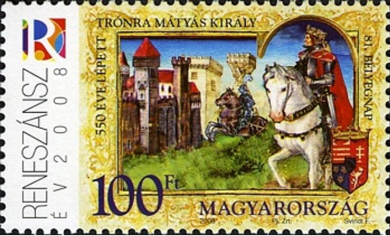 Briefmarken-Kalender 2016   Corvin11