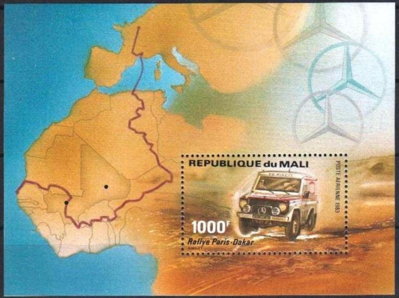 Briefmarken-Kalender 2015 - Seite 15 Dakar10