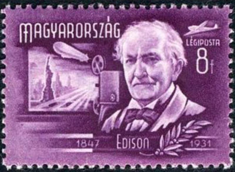 Briefmarken-Kalender 2016   - Seite 2 Edison10