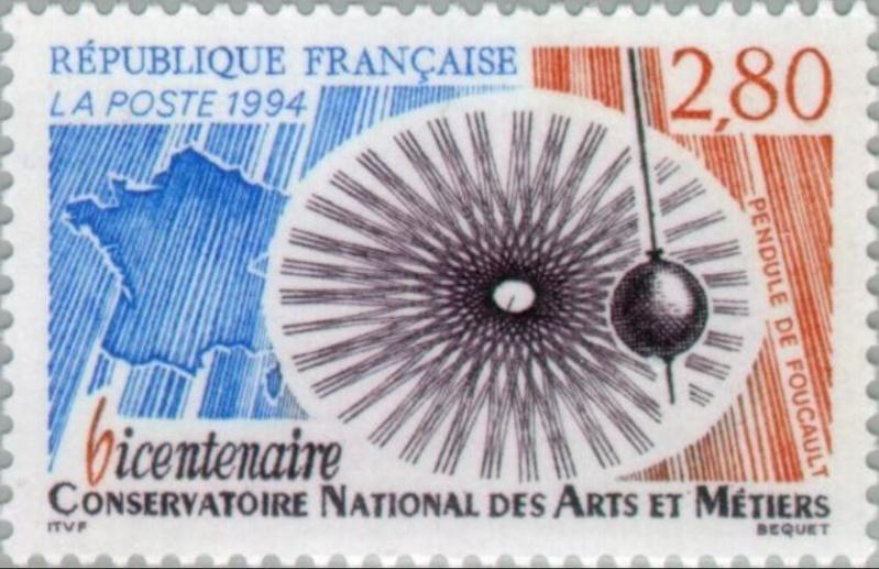 Briefmarken-Kalender 2016   Foucau11
