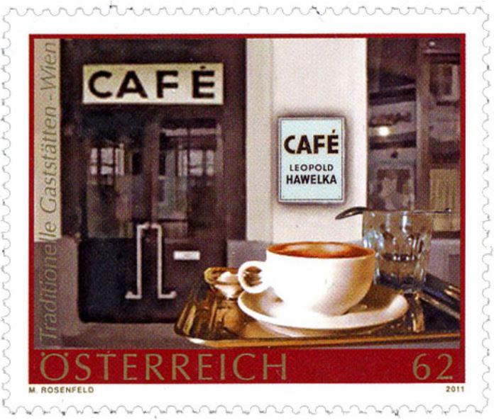 Briefmarken-Kalender 2016   Kaffee10