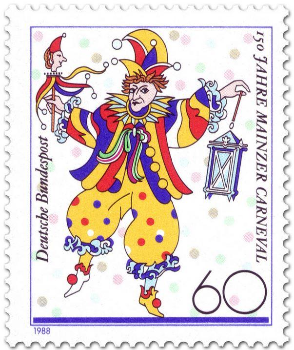 Briefmarken-Kalender 2016   Mainz10