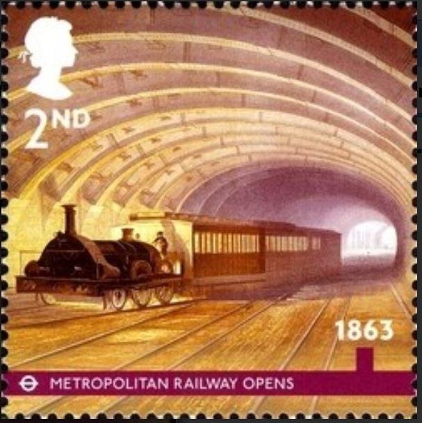 Briefmarken-Kalender 2016   Metro10