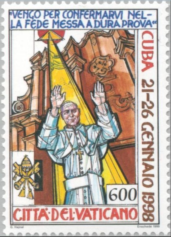 Briefmarken-Kalender 2016   Papst10