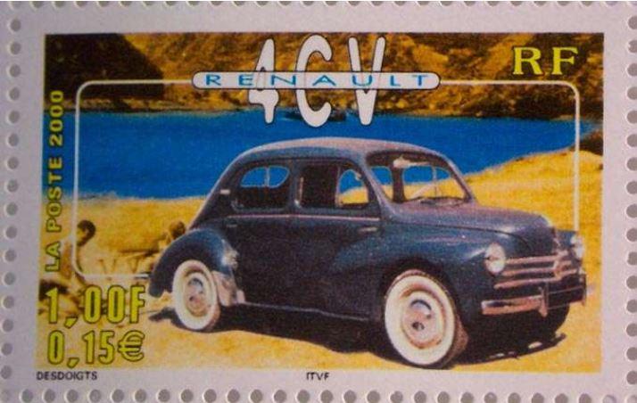 Briefmarken-Kalender 2016   Renaul10