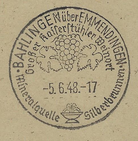 1945 - Ortswerbestempel - Deutschland nach 1945 (Handstempel) - Seite 2 Werbes10