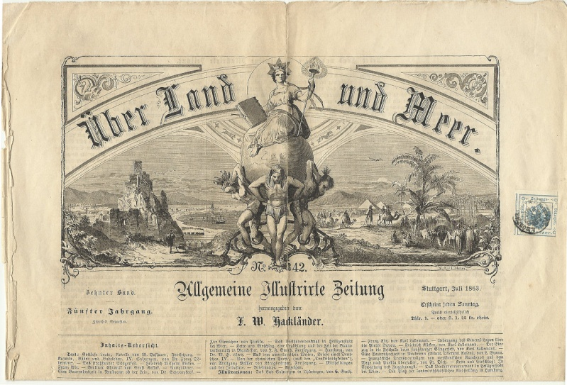 Zeitungsstempelmarken Zeitun11