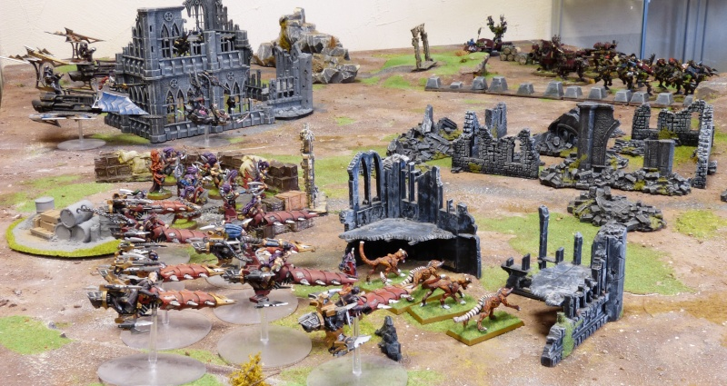 Warhammer 40K. Galerie de Batailles ! - Page 4 P1100145