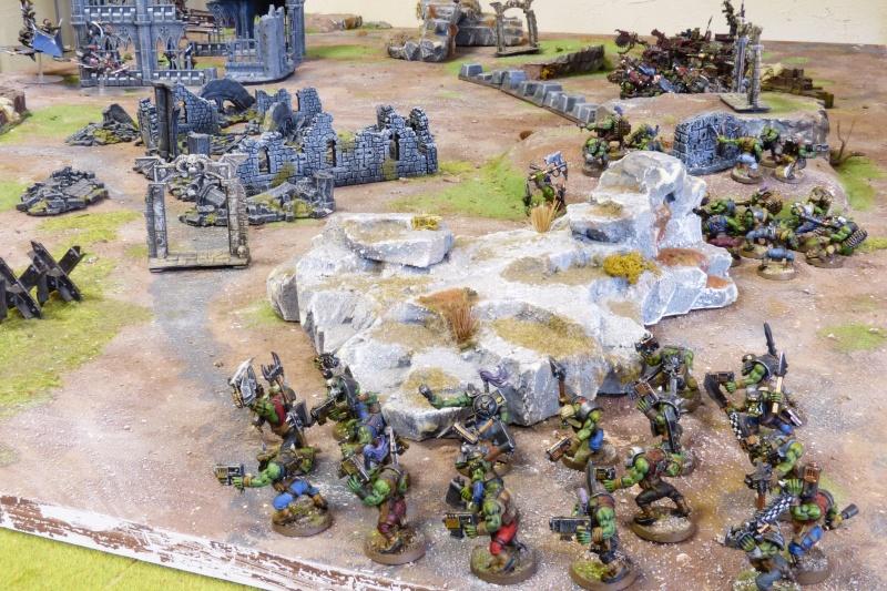 Warhammer 40K. Galerie de Batailles ! - Page 4 P1100146