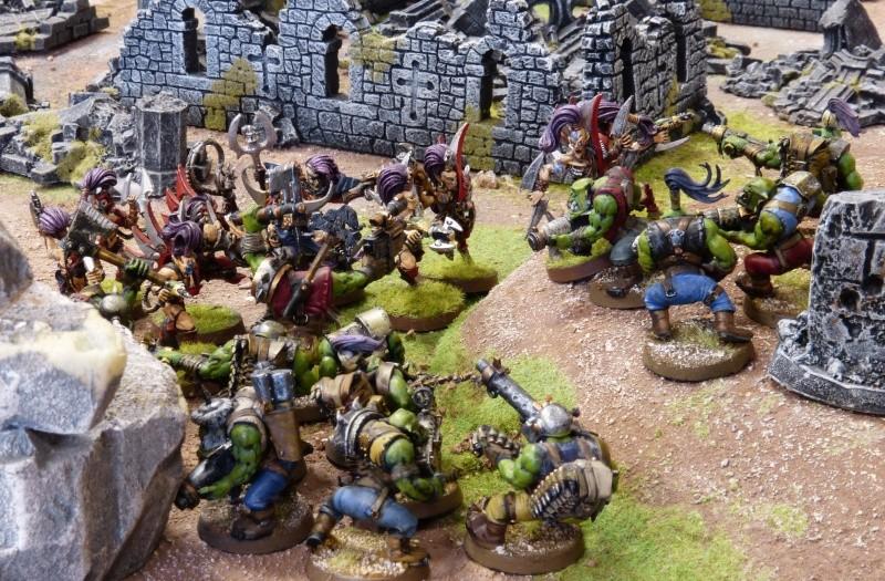 Warhammer 40K. Galerie de Batailles ! - Page 4 P1100147