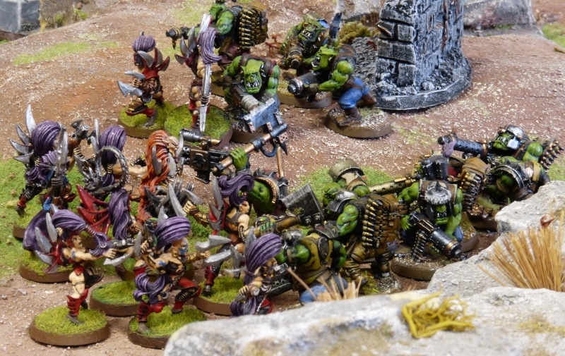 Warhammer 40K. Galerie de Batailles ! - Page 4 P1100148