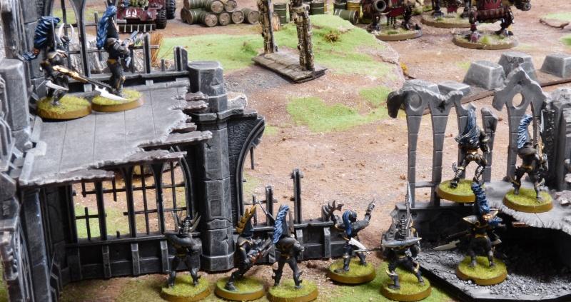 Warhammer 40K. Galerie de Batailles ! - Page 4 P1100149