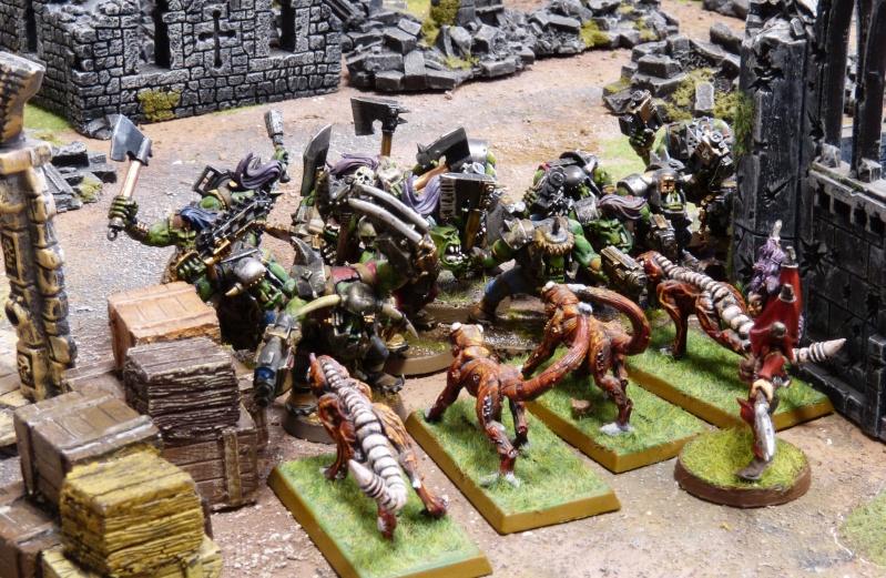 Warhammer 40K. Galerie de Batailles ! - Page 4 P1100150