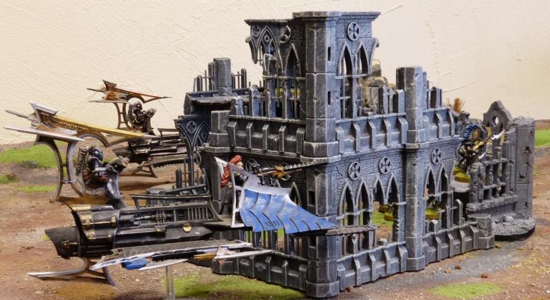 Warhammer 40K. Galerie de Batailles ! - Page 4 P1100151