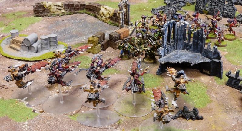 Warhammer 40K. Galerie de Batailles ! - Page 4 P1100154