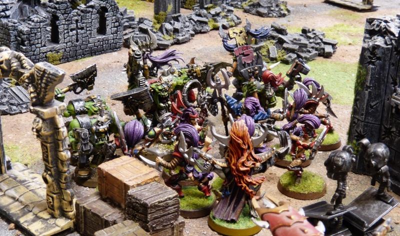 Warhammer 40K. Galerie de Batailles ! - Page 4 P1100155