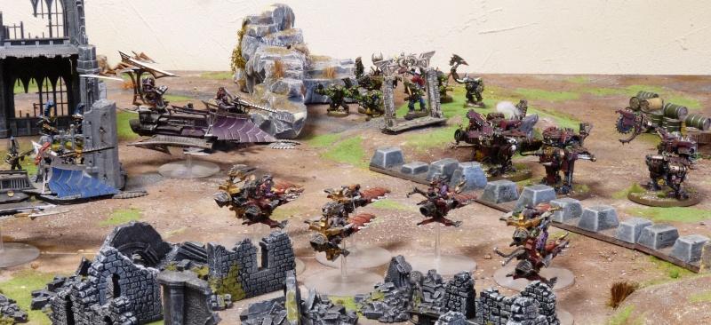 Warhammer 40K. Galerie de Batailles ! - Page 4 P1100156