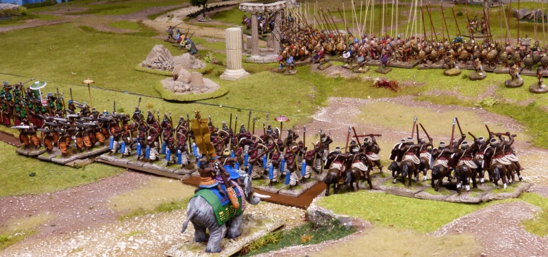 Hail Caesar ! Seconde impression P1100536