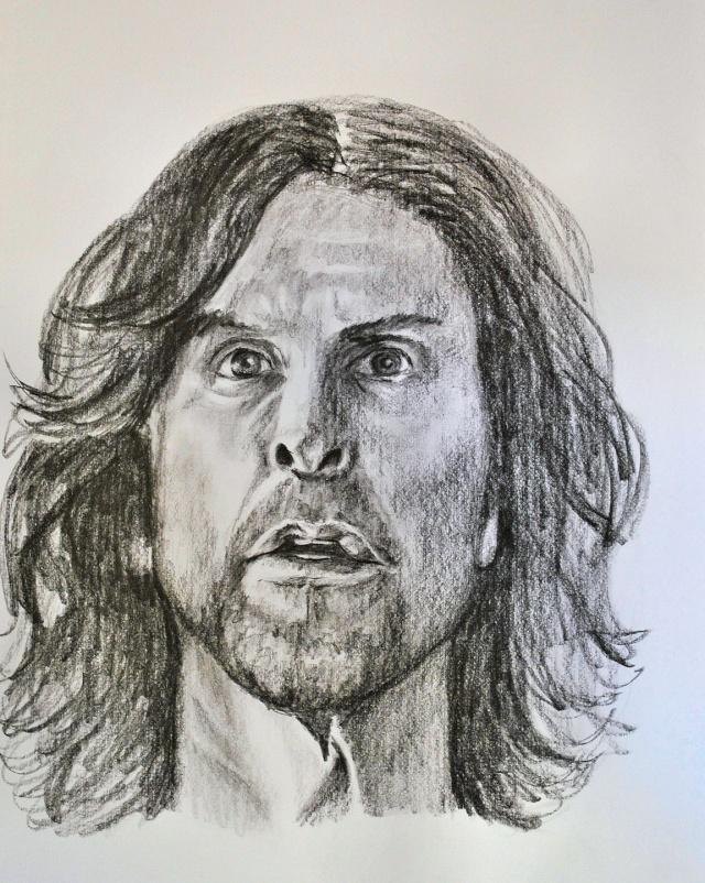 portraits au crayon John_110