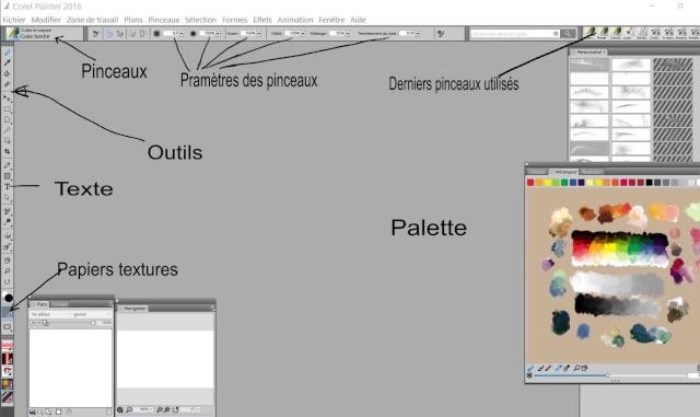 Loreleï, numérique  Painte10