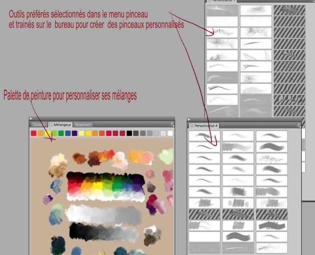 Loreleï, numérique  Painte12