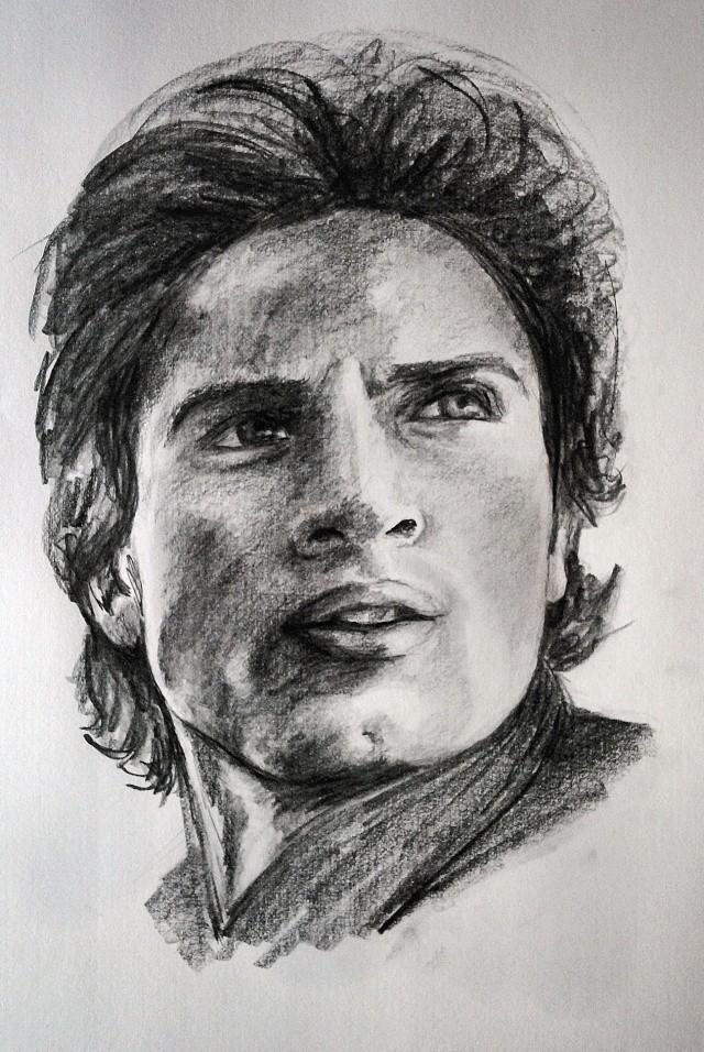 portraits au crayon Tomwel10
