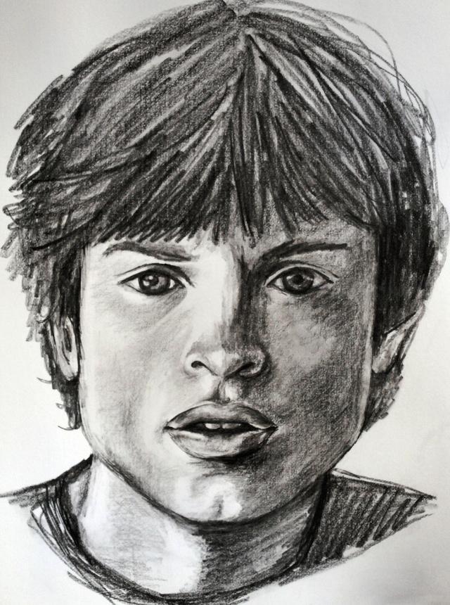 portraits au crayon Tomwel11