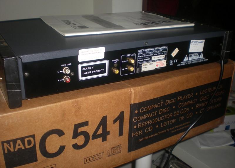NAD C541 (Sold) Dscn3811