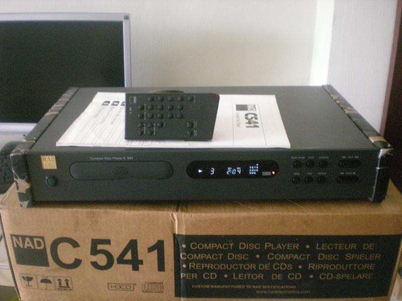 NAD C541 (Sold) Dscn3812