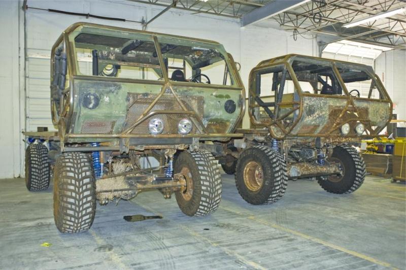 #16 : Fast 5 mongo heist truck  7993410