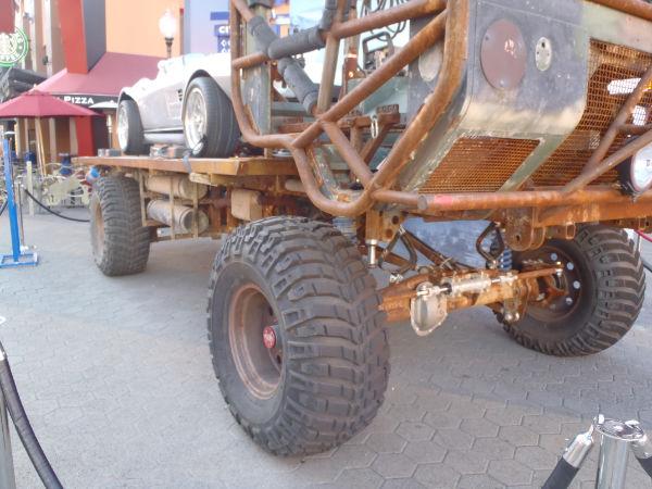#16 : Fast 5 mongo heist truck  P5051510