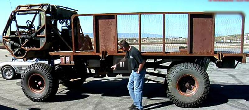 #16 : Fast 5 mongo heist truck  Tubetr10