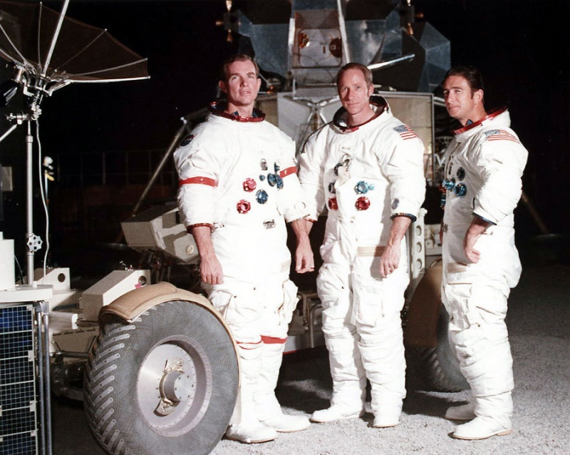 [Sondage] Quelle mission Apollo ? Apollo11
